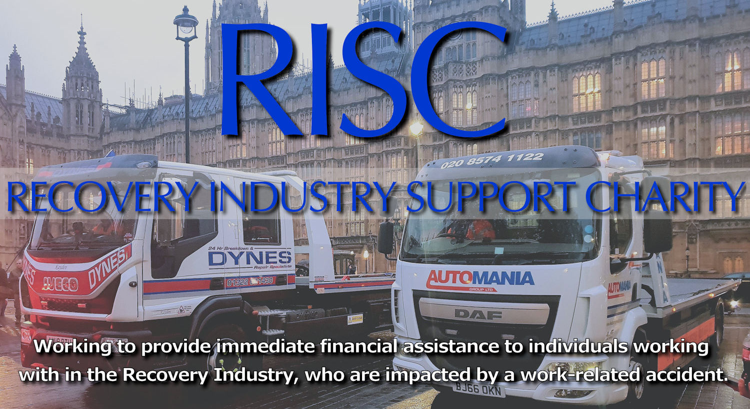 RISC - Recovery Industry Support Charity
